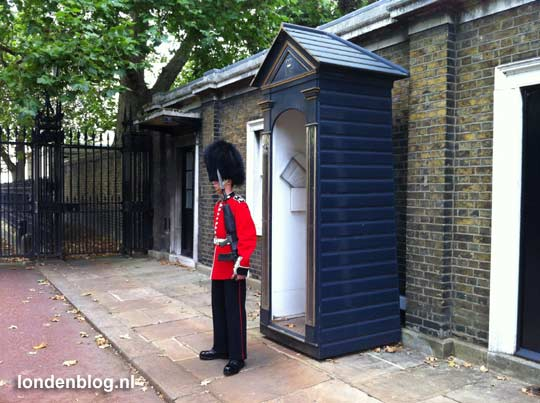 Royal Guard Londen